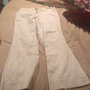 New York and Co white pants